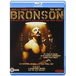 Bronson (Widescreen Edition) [Blu-ray]