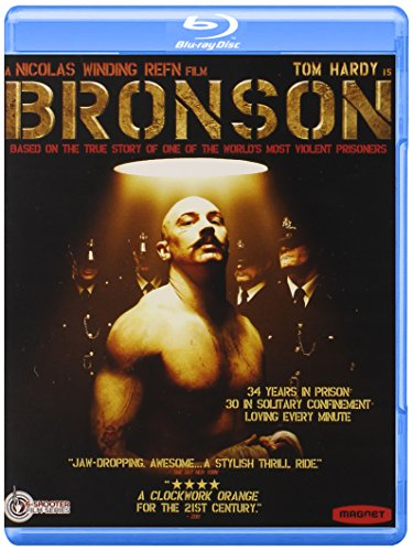 Bronson (Widescreen Edition) [Blu-ray]