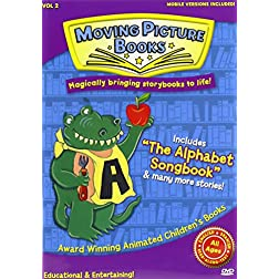 Moving Picture Books, Vol. 2: Giggles 'N Wiggles