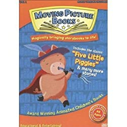 Moving Picture Books, Vol. 1: Silly Discoveries
