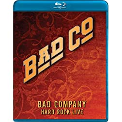 Bad Company: Hard Rock Live [Blu-ray] + Bonus CD