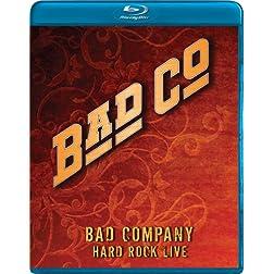 Bad Company: Hard Rock Live [Blu-ray] + Bonus CD