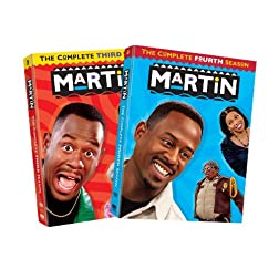 Martin: Complete Seasons 3 & 4 (Side-by-Side)
