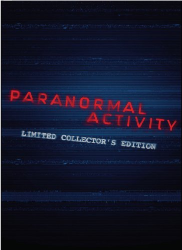 Paranormal Activity Limited Collector's Edition