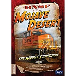 BNSF in the Mojave Desert-Train Blu-Ray [Blu-ray]