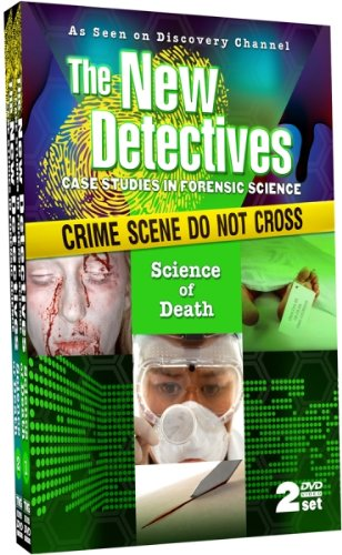 The New Detectives - Science of Death - AS SEEN ON DISCOVERY CHANNEL!