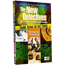 The New Detectives - Criminal Tracking - AS SEEN ON DISCOVERY CHANNEL!