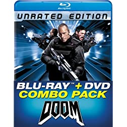 Doom [Blu-ray]