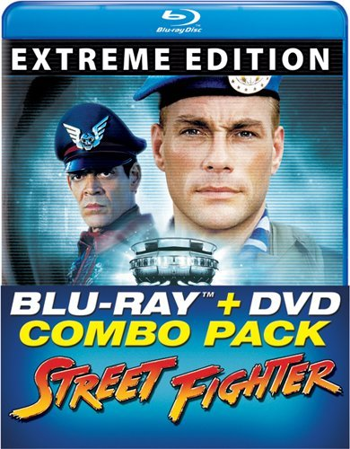 Street Fighter [Blu-ray]