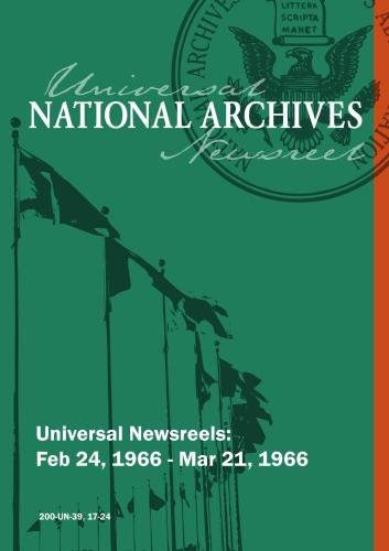 Universal Newsreel Vol. 39 Release 17-24 (1966)