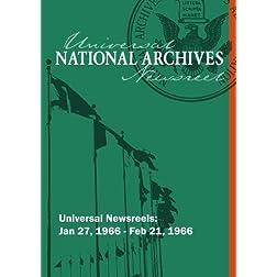 Universal Newsreel Vol. 39 Release 9-16 (1966)
