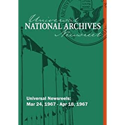 Universal Newsreel Vol. 40 Release 25-32 (1967)