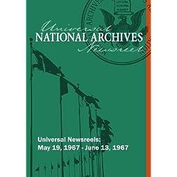 Universal Newsreel Vol. 40 Release 41-48 (1967)