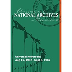 Universal Newsreel Vol. 40 Release 65-72 (1967)