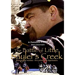 The Battle of Little Sayler's Creek