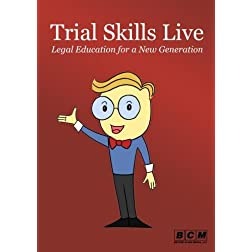 Trial Skills Live - Mock Trial Video Series