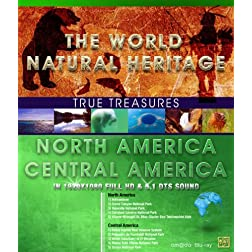 True Treasures/World Natural Heritage 2: North America/Central America [Blu-ray]