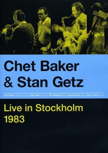 Live In Stockholm 1983