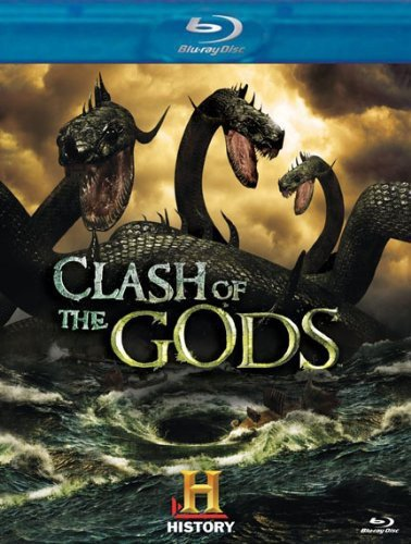 Clash of the Gods: The Complete Season One [Blu-ray]