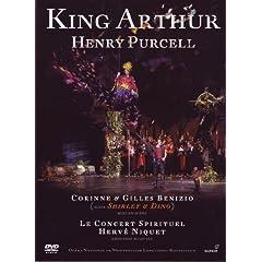 Purcell - King Arthur