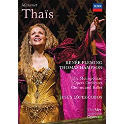Massenet - Thais (Metropolitan Opera)