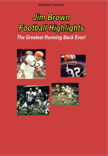 Jim Brown Football Highlights