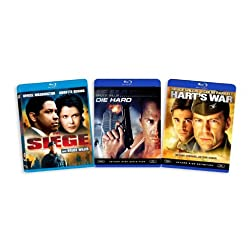 The Bruce Willis Blu-ray Collection (The Siege / Die Hard / Hart's War) [Blu-ray]