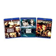 The Keanu Reeves Blu-ray Collection (Street Kings / Point Break / Speed) [Blu-ray]