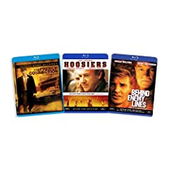 The Gene Hackman Blu-ray Collection (French Connection / Hoosiers / Behind Enemy Lines) [Blu-ray]