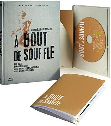 Breathless (Aka: A Bout de Souffle) [Blu-ray]