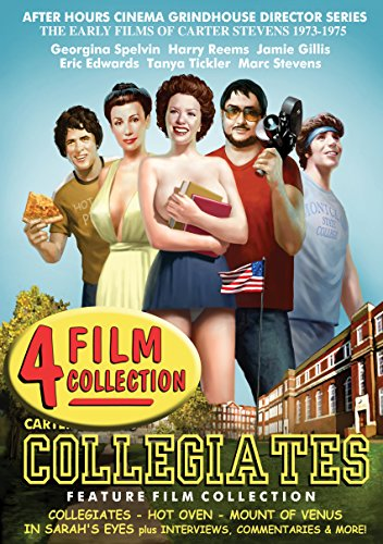 Grindhouse Director Series: Collegiates Collection