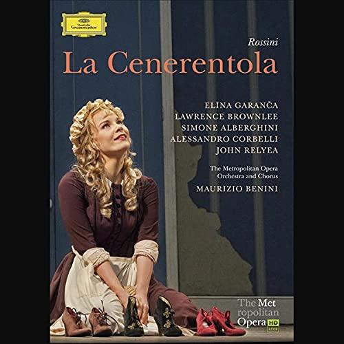 Rossini - La Cenerentola (Metropolitan Opera)