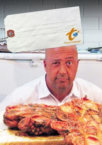 Bizarre Foods with Andrew Zimmern - Hawaii