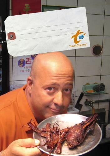 Bizarre Foods with Andrew Zimmern - Mexico