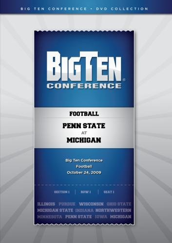 2009 Big Ten Football Regular Season Game - Penn State at Michigan
