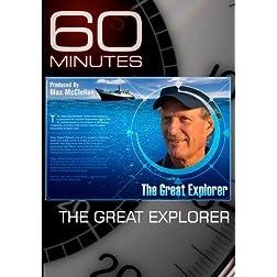 60 Minutes - The Great Explorer (November 29, 2009)