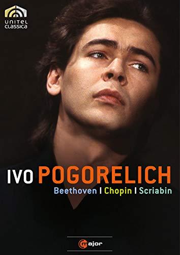 Ivo Pogorelich: Beethoven/Chopin/Scriabin