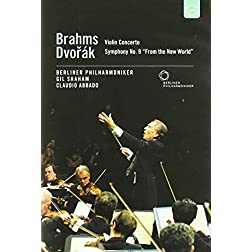 Berliner Philharmoniker/Claudio Abbado/Gil Shaham: Brahms/Dvorak