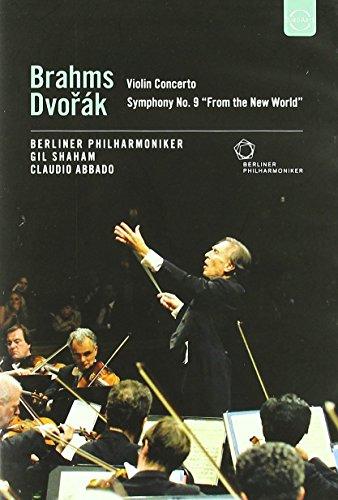 Berliner Philharmoniker/Claudio Abbado/Gil Shaham: Brahms/Dvorak