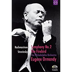 Rachmaninoff: Symphony No 2 / Stravinsky: Firebird Suite
