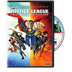 Justice League: Crisis on Two Earths (Single-Disc Edition)