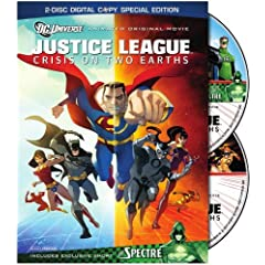 Justice League: Crisis on Two Earths (Two-Disc Edition)