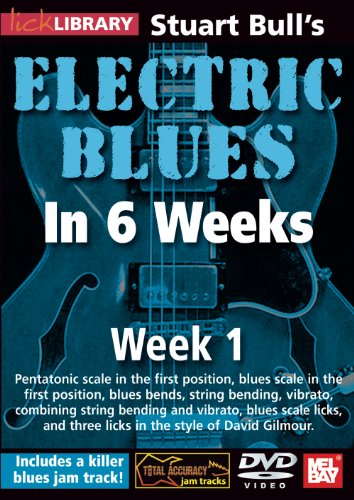 Stuart Bull's Electric Blues In 6 Weeks: Week 1 DVD