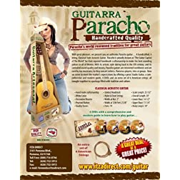 Guitarra Paracho - Curso De Guitarra