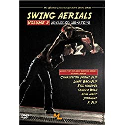 Swing Aerials Volume 3: Advanced Air-Steps