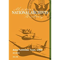 Army Pathfinder Team, 1959