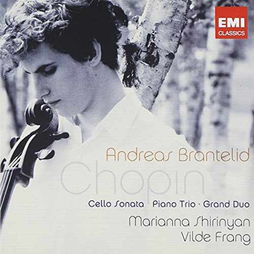 Cello Sonata / Piano Trio / Grand Duo (feat. cello: Andreas Brantelid, piano: Marianna Shirinyan, violin: Vilde Frang)