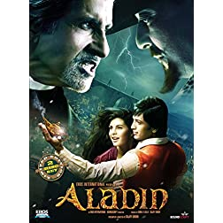 Aladin (New Hindi Movie / Indian Film) (Bollywood DVD)