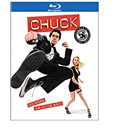 Chuck: The Complete Third Season [Blu-ray]