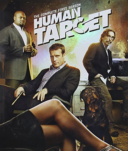 Human Target: The Complete First Season [Blu-ray]
